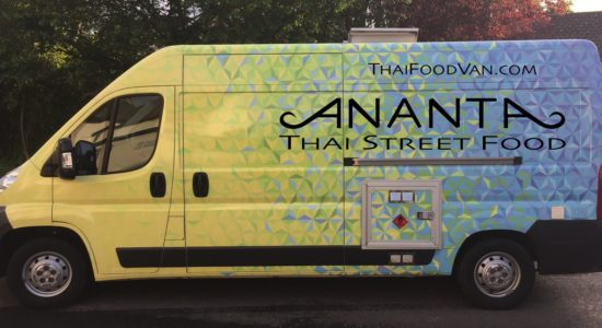 Thai Food Van